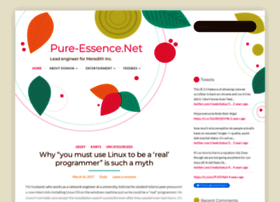 pure-essence.net