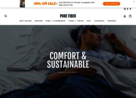 pure-fiber.com