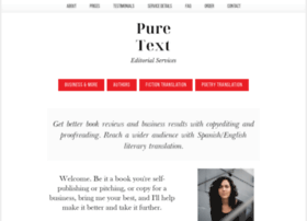 pure-text.net