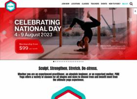 pure-yoga.com