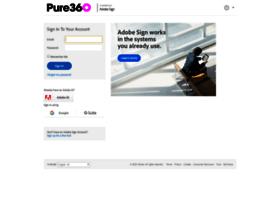 pure360.echosign.com