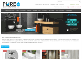 purebathroom.co.uk