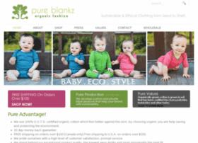 pureblankz.com