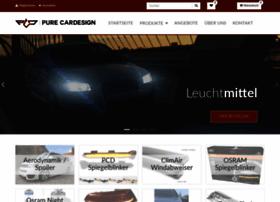 purecardesign.com