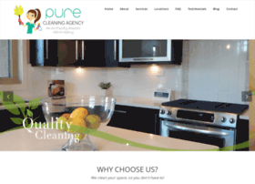 purecleaningagency.com