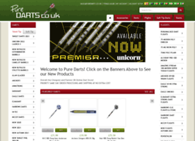 puredarts.co.uk