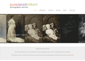puredeadbrilliant.com