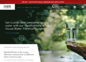 pureelementswater.com