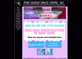 pureenergydance.net