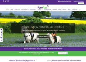pureflax.co.uk