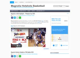 purefoodsbasketball.com