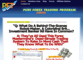 pureforextradingprogram.com