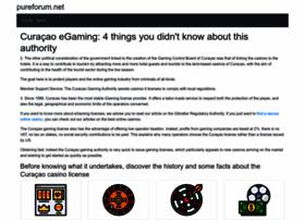 pureforum.net