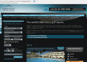 puregolfhotels.com
