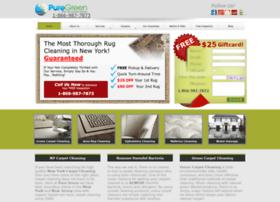 puregreencarpetcleaning.com