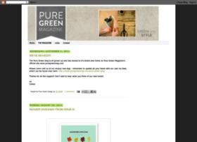 puregreendesign.blogspot.com