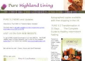 purehighlandliving.com