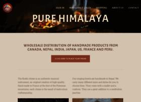 purehimalayadistribution.com