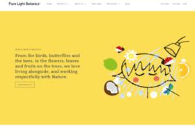 purelightbotanics.com