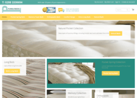 purelybeds.co.uk