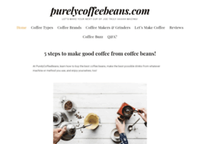purelycoffeebeans.com