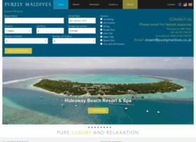 purelymaldives.co.uk
