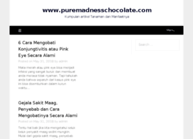 puremadnesschocolate.com