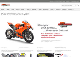 pureperformancecycles.com