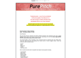 purepitchmethod.com