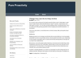 pureproactivity.com