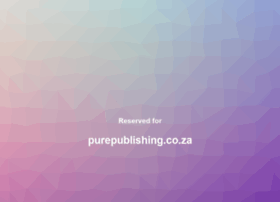 purepublishing.co.za