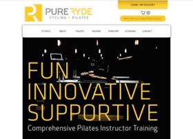 pureryde.com