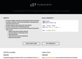 purescript.org