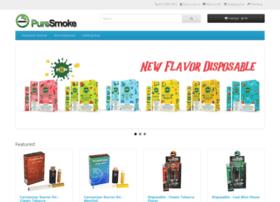 puresmokeonline.com