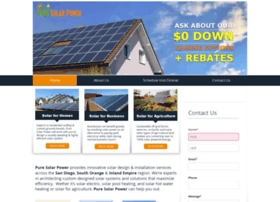 puresolarpower.net