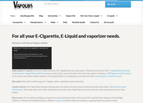 purestvapours.co.uk