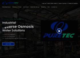 puretecwater.com