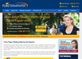 puretermpapers.com
