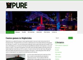 purethenightclub.com