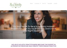 purevitalityuniversity.com