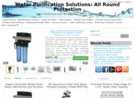 purewaterfiltrationsystems.com