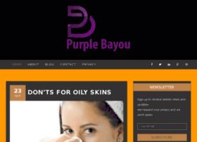 purple-bayou.com