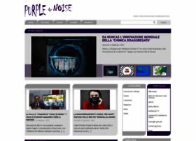 purpleandnoise.com