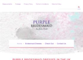 purplebridesmaid.com