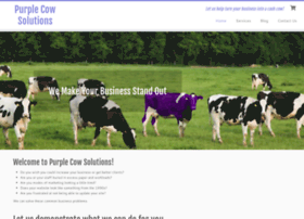 purplecowsolutions.com