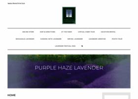 purplehazelavender.com