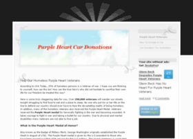 purpleheartcardonation.jimdo.com
