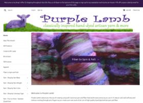 purplelambfiberarts.com