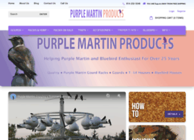purplemartinproducts.com