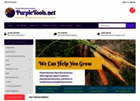 purplemountainorganics.com